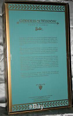 Barbie Goddess Of Wisdom Limited Edition Nrfb-last Days