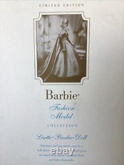 Barbie LISETTE SILKSTONE Fashion Model Limited Edition 2000 MIB NRFB