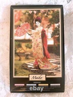 Barbie Maiko Doll Gold Label 25000 Limited Mattel 2005 Japan