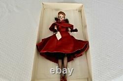 Barbie Silkstone 2001 Ravishing in Rouge FAO Schwarz Limited Edition Mint No Box