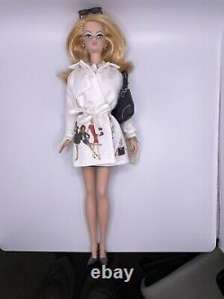 Barbie Silkstone Robert Best Limited Edition Trench Setter Doll 2003