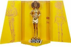 Barbie Star Wars C-3PO Gold Limited Edition Collector Doll IN STOCK