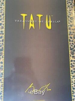 Barbie TATU Treasures of Africa Limited Edition, Third in the Series