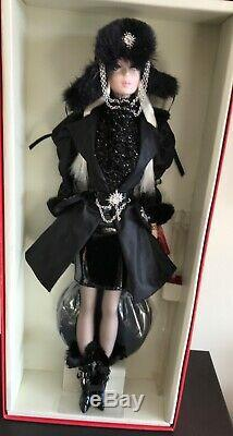 Barbie Verushka Silkstone Barbie 2010 Limited Edition-never Removed From Box