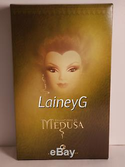 Barbie as Medusa Very Rare Gold Label Goddess Signature Series 2008 Limited 6500