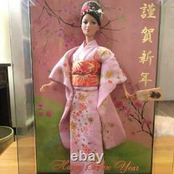 Barbie doll Happy New Year Limited to 2500 gold labels in Japan from japan