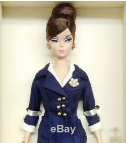 Boater Ensemble Barbie BFCE Silkstone in Shipper with Shipper Box- Limited