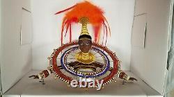 Bob Mackie Fantasy Goddess of Africa 1999 Barbie Doll. NRFB. Limited Edition