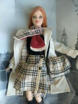 Burberry Barbie Doll (Limited Edition) Box Never Opened