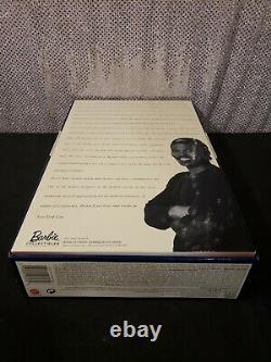 Byron Lars Indigo Obsession Barbie Doll 2000 Limited Edition Mattel 26935 Nrfb