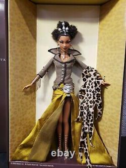 Byron Lars Tatu Barbie Doll 2002 Limited Edition Mattel B2018 Nrfb