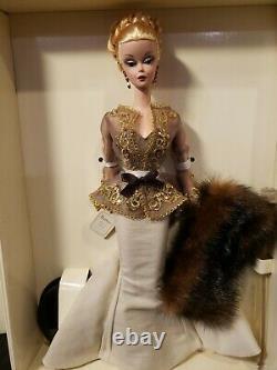 Capucine Silkstone Barbie Doll 2002 Limited Edition Mattel B0146 Nrfb