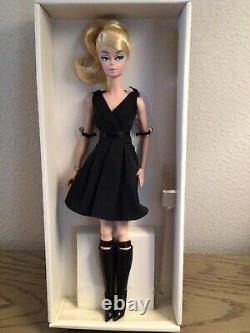 Classic Black Dress Silkstone Limited Barbie