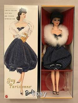 Collector's Request Limited Edition Gay Parisienne Barbie 57610 Nrfb