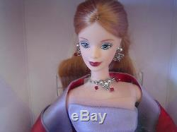 Designers Salute to Hollywood Collection Vera Wang Barbie Doll Brooch Necklace