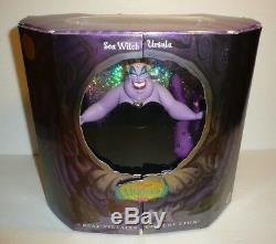 Disney Ursula The Sea Witch from The Little Mermaid 9 Doll Limited Edition 1997