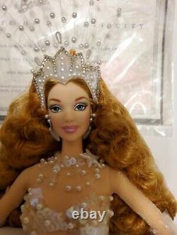 Enchanted Mermaid Barbie Doll 2001 Limited Edition Mattel 53978 Nrfb