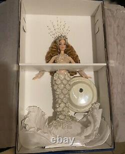 Enchanted Mermaid Barbie Doll Limited Edition 2001 COA MINT