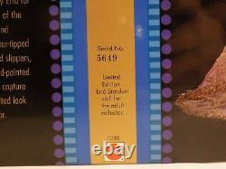 Erte Stardust Barbie 1st in Series Limited Edition Porcelain Doll Mattel #5649