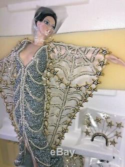 Erte Stardust Barbie Doll Designer's Gown Limited Edition, Mattel