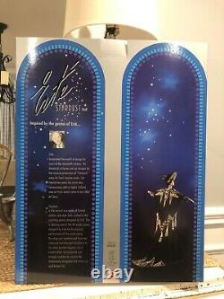 Erte Stardust Barbie Porcelain Limited Edition 2nd In Series W Box & COA No. 2679
