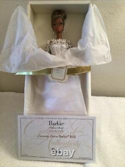 Evening Gown Aa Silkstone Limited Barbie