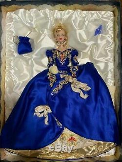 Faberge Imperial Elegance Porcelain -19816 -Limited Edition Barbie #09949