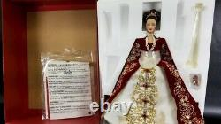 Faberge Imperial Splendor 2000 Porcelain Barbie -NIB-Limited Edition