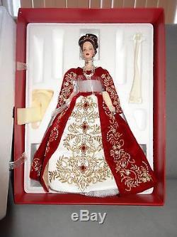 Faberge Imperial Splendor Porcelain Barbie-2000 Limited Edition