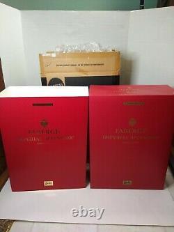 Faberge Imperial Splendor Porcelain Barbie Doll 27028 NRFB Limited serial #01220