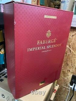 Faberge Imperial Splendor Porcelain Barbie NRFB #27028 Limited Edition