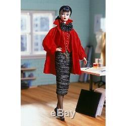 Fashion Designer Silkstone Model Barbie FAO SCHWARZ Limited Edition 2001