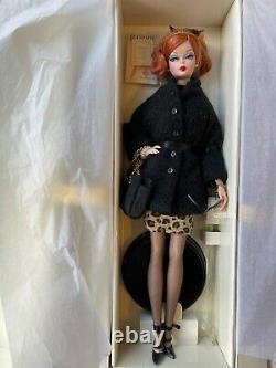 Fashion Editor Silkstone Barbie Fao Schwarz Limited Edition Nrfb