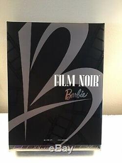 Film Noir Blonde Convention Platinum Label Barbie- Very Limited
