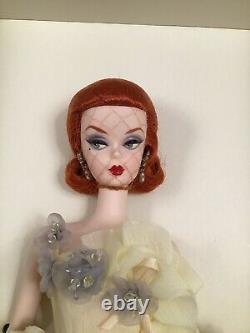 Gala Gown Silkstone Limited Redhead Barbie
