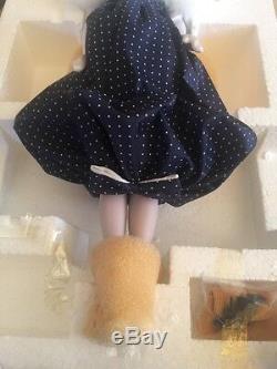 Gay Parisienne 1959 Porcelain Barbie Limited Edition 1991 NRFB RARE