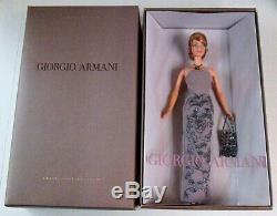 Giorgio Armani Barbie Doll (Limited Edition) (NEW)