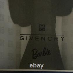 Givenchy Barbie Doll In Black Gown 1999 Limited Edition