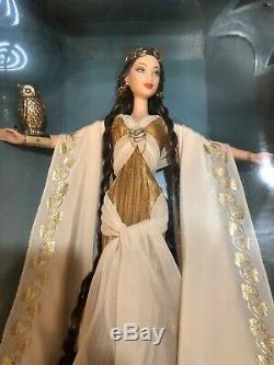 Goddess Of Wisdom Barbie Limited Edition Third In A Series New Sealed In Box