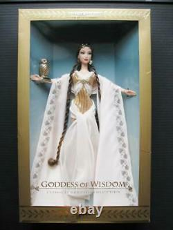 Goddess of Wisdom Barbie Doll 2001 Limited Edition Unopened 510/ME