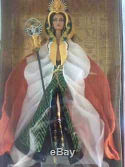 Gold Label Cleopatra Barbie as Queen of Egypt Nile Doll NRFB Limited Edition