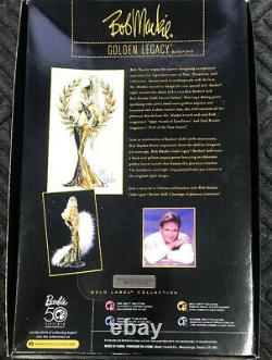 Golden Legacy Barbie Bob Mackie Limited Edition Gold Label 2009