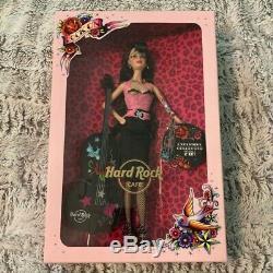 Hard Rock Cafe Limited Edition Barbie