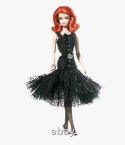 Haute Monde Silkstone 2008 Limited Edition Barbie NRFB MINT Fan Club Exclusive