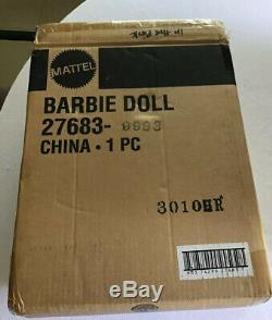 In The Pink Barbie Fashion Model Silkstone Limited Edition NRFB In Shipper