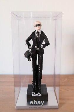 Karl Lagerfeld Barbie Doll Platinum Label Limited Edition 227 of 999