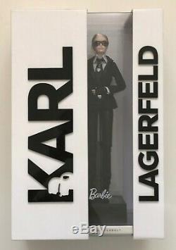 Karl Lagerfeld Barbie Doll Platinum Label Limited Edition 999 NIB
