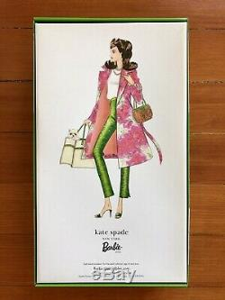 Kate Spade New York Designer 2003 Collectible Barbie Limited Edition NRFB