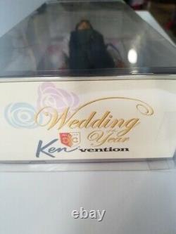 Kenvention Doll 2014 Ninimomo She Said Yes! Limited Edition of 155 Wedding Of