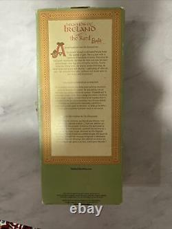 LEGENDS OF IRELAND THE BARD LIMITED EDITION 2003 Collectible New